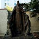 Statue in Temple Square